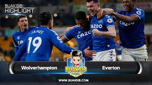 Highlights Wolverhampton Wanderers Vs Everton Premier League Matchday 18  2020/21