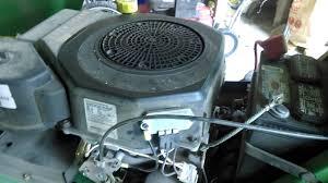 john deere light tractor charging system problem youtube  at John Deere 112 Riding Lawn Mower Model T0011 Wiring Diagram