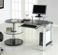 Ikea office tables Galant Modern Glass Desk Ikea Office Furniture Tables And Chairs Image Of Shaped Desk Office Furniture Ikea Desks Workstations Waldobalartcom Awesome Office Furniture Ikea Standing Desk Elleroberts