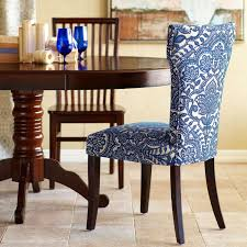 wingback dining room chairs beautiful carmilla blue damask dining chair with espresso wood of 31 lovely