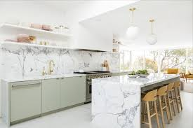 Recent designs from italy are known for their innovative, sleek the traditional italian kitchen design feels rustic. Terrazzo Trends In The Kitchen Klein Co