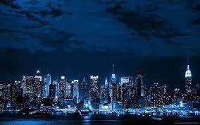 Blue City Wallpapers - Top Free Blue ...