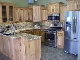 1000 images about kitchen cabinet colors on for kitchen paint colors with hickory cabinets