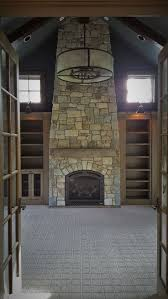 Natural Stone Fireplace 45 Best Bbm Our Projects Fireplaces Images On Pinterest Built