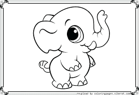 elephants coloring pages baby elephant coloring pages awesome coloring pages baby baby girl coloring page free