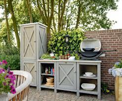 Garden Kitchen Outdoor Cooking Inmyinterior