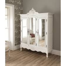 french shabby chic bedroom furniture. la rochelle shabby chic antique style wardrobe french bedroom furniture