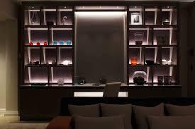 Salon Lighting Tips Shelf Lighting Design By John Cullen Lighting Interior