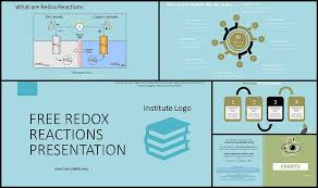 Free Redox Reactions Powerpoint Template Myfreeslides