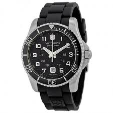 7 most popular rubber strap watches for men the watch blog victorinox swiss army maverick gs mens watch 241435