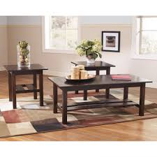 Square Coffee Table Set Coffee Table Amazing Ashley Furniture Round Coffee Table Coffee
