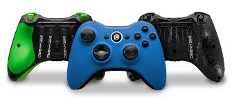 custom controllers for xbox 360 pc