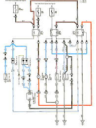 2001 toyota camry wiring diagram blower wiring diagram Equinox Diagram at Camry Forum Wiring Diagram