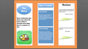 How To Make Your Own Brochure On Microsoft Word How To Make A Brochure In Microsoft Word