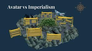 Imperialists Vs Anti Imperialists Venn Diagram Avatar Vs Imperialism By Imagine Dinos On Prezi
