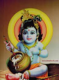Wallpapers - Cute Lord Bal Krishna ...