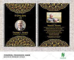 Funeral Invitation Templates Funeral Announcement Or Invitation Invitation Templates Creative 11