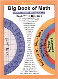 Dinah Zikes Big Book Of Math For Middle School High School