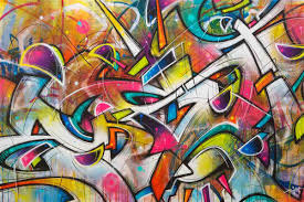 Art Pieces The Art Of Oclock In Graffiti Exhibition Riding The Classical