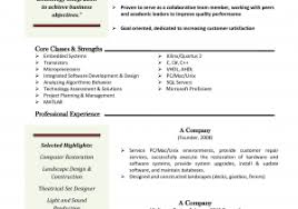 Resume Freeware For Free Sample Resume Templates For Highschool