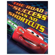 Success Posters Motivational Posters Cars Road To Success Motivational Poster