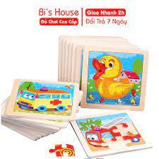 Đồ chơi thông minh cho bé từ 1-4 tuổi giúp bé tư duy, tăng khả năng ghi  nhớ, phát triển toàn diện - đồ chơi Bi House giá cạnh tranh