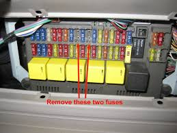 lander 1 fuses missing out of fuse box landyzone land does anyone know what they are for this isn t my picture but just to give an example all the fuses are there apart from the two either side of the 25 on