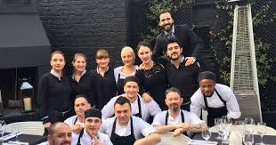 Image result for gaucho restaurant staff
