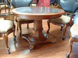 60 round granite dining table best gallery of tables furniture