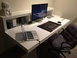 home office workstation. Macbook Workstation Home Office E