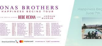 Jonas Brothers Announce Happiness Begins Tour Lockedin