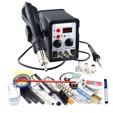 popular 2 wire thermostat wiring buy cheap 2 wire thermostat 110v Thermostat Wiring 220v 110v thermostatic electric soldering iron 2 in 1 solder station hot air gun with 110v thermostat wiring diagram