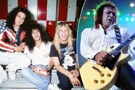 Cinderella guitarist Jeff LaBar dead at 58