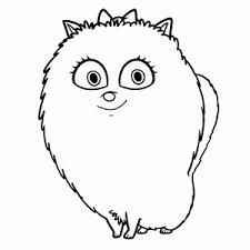 Leuk Voor Kids Huisdiergeheimen Secret Life Of Pets Kleurplaten