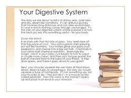 digestion  digestion and sports nutrition digestion 2 your digestive system