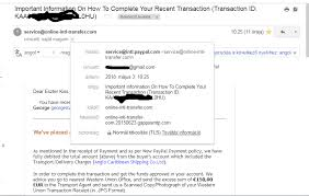 Paypal Fake - Am Community Email Or Overreacting I