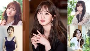 นารกแกมปอง Kim So Hyun นางเอกซรสเรอง Love Alarm