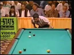 THE GREAT ONES: Efren Reyes - Chalk Is Free