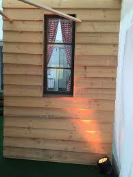 Sichtschutz Holz Hell Fenster Lars Brinkmann Eventausstattung Gmbh