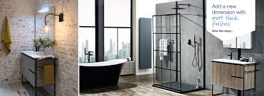 B And Q Bathroom Design Cool The Complete Bathroom FrontlineBathrooms