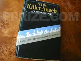 first edition points to identify the killer angels by michael shaara picture of the 1974 first edition dust jacket for the killer angels