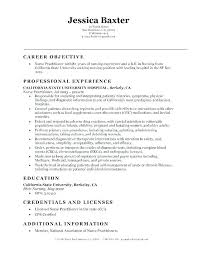 Entry Level Registered Nurse Resumes Entry Level Registered Nurse Resume Examples Entry Level Registered