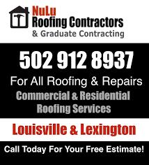 Nulu Roofing Contractors - Expert Roofers Louisville Ky