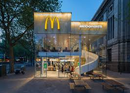 mcdonalds building. Perfect Mcdonalds McDonalds Coolsingel By MEI Architects And Planners On Mcdonalds Building R