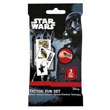 Tetování Disney Craze Star Wars