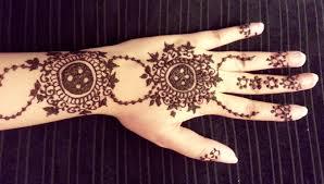 Unique Arabic Henna Easy Simple Mehendi Tattoo Latest Mehndi