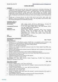 Junior Java Developer Resume Lovely Java Resume Sample 650