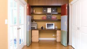 home office in closet. Fine Closet Turn Closet Home Office In A Office Or Guest Bedroom It  Into For