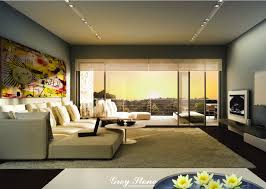 Ways To Decorate Your Living Room Living Room Contemporary Interior Decor Living Room Design Ideas