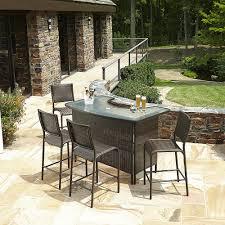 best garden oasis harrison 5 piece bar set for your patio decor mesmerizing garden oasis